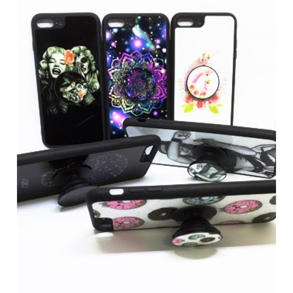 Case PopSocket Iphone X