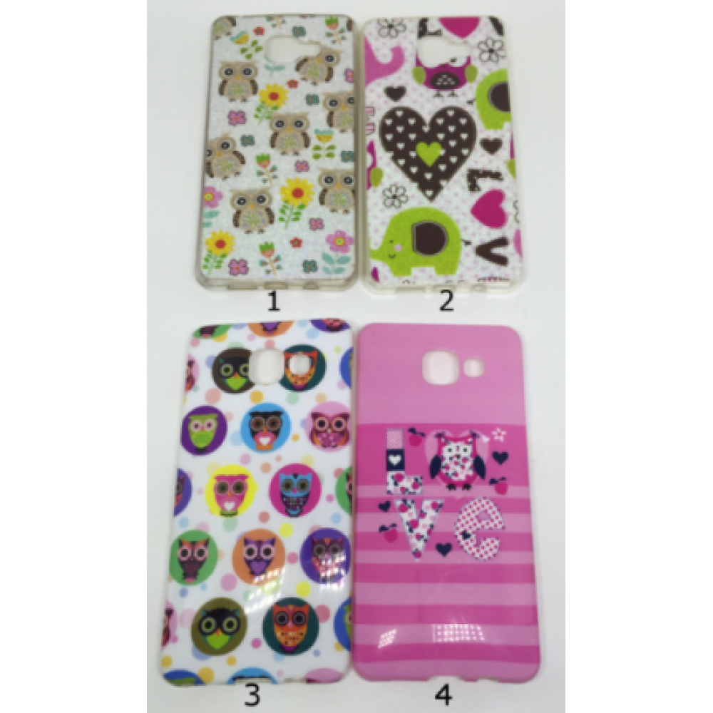 Case Estampas Galaxy A5 2