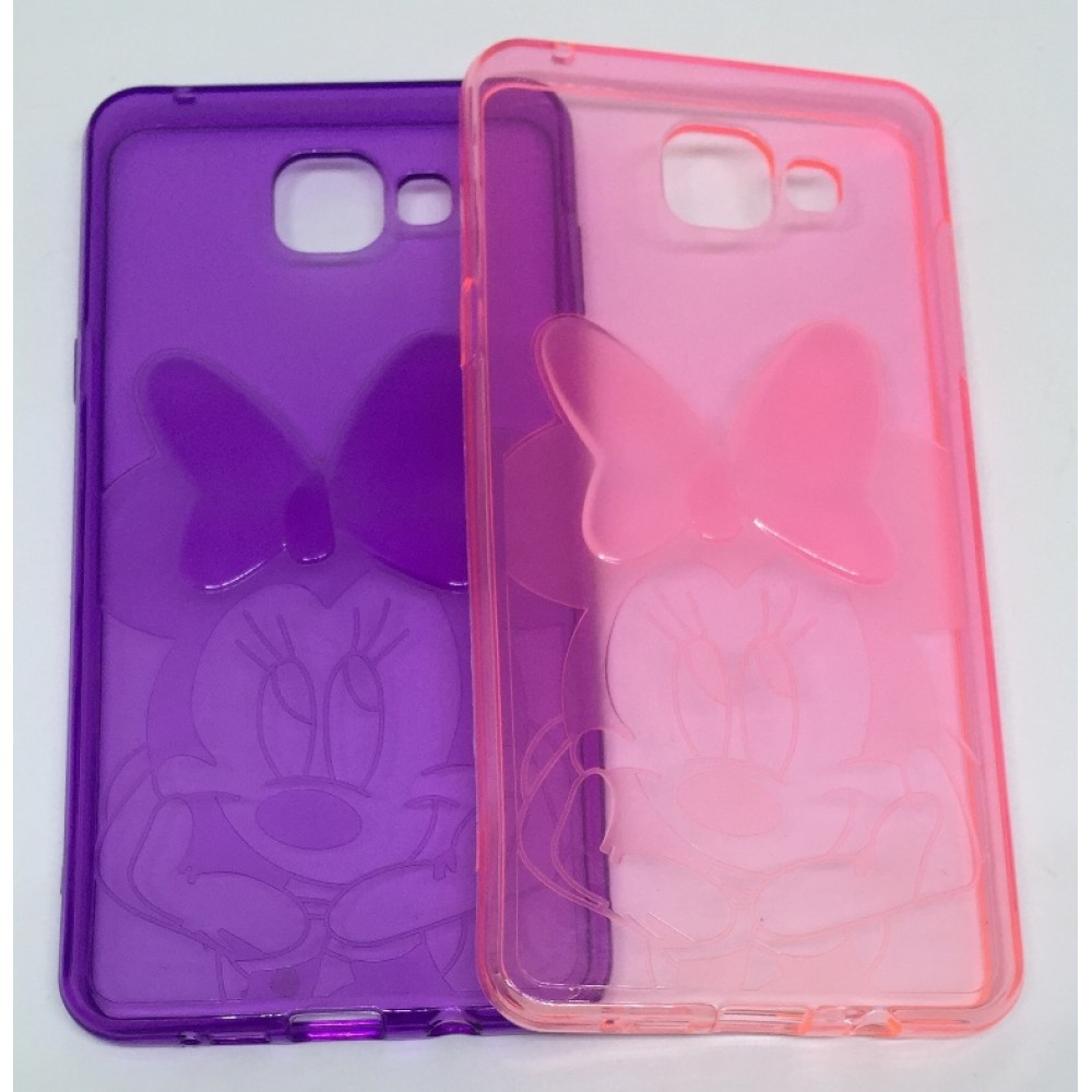 Case Minnie Alto Relevo Galaxy A5 2