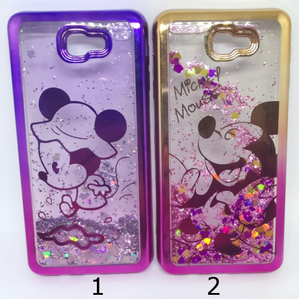 Case liquid Minnie J7 PRIME