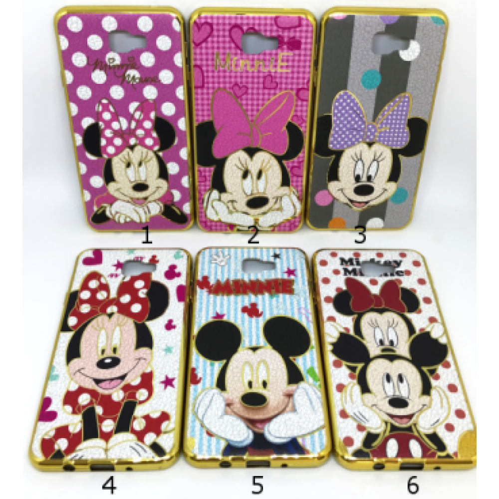 Case Disney color J7 PRIME