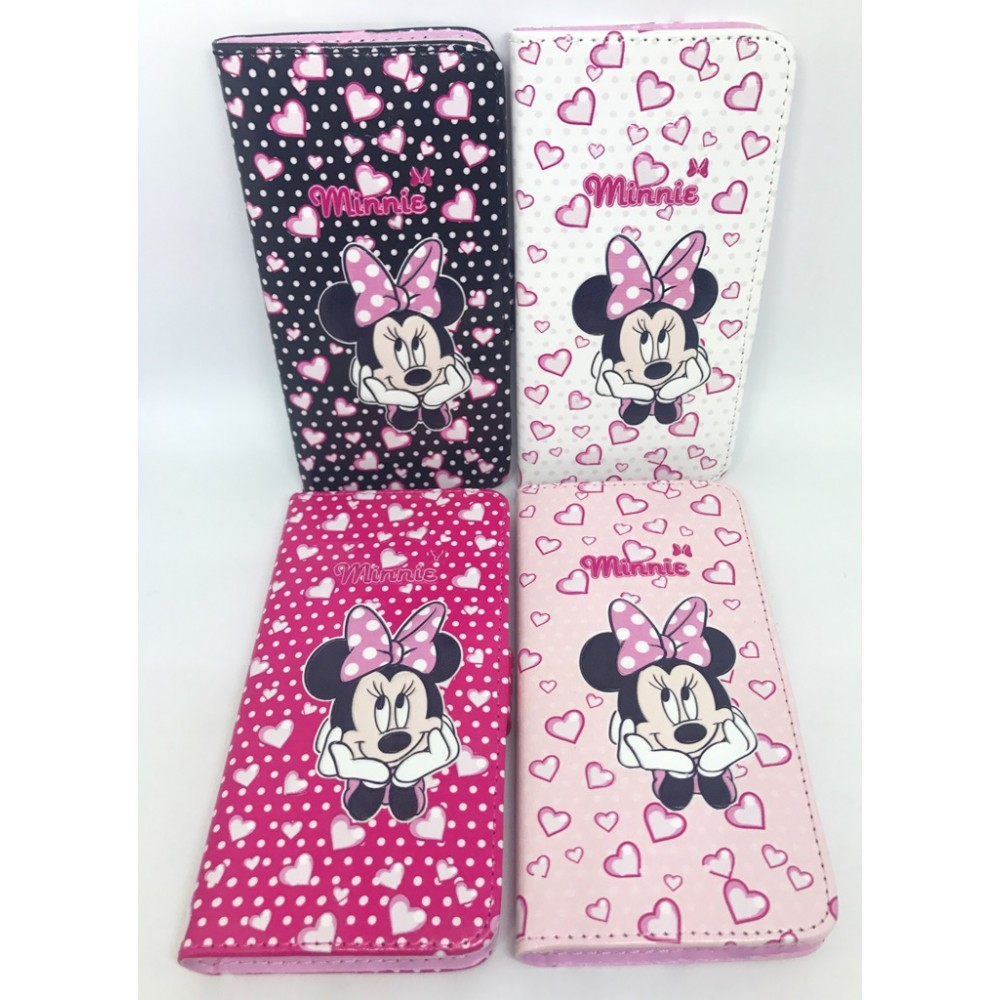 Case carteira Minnie J7 PRIME