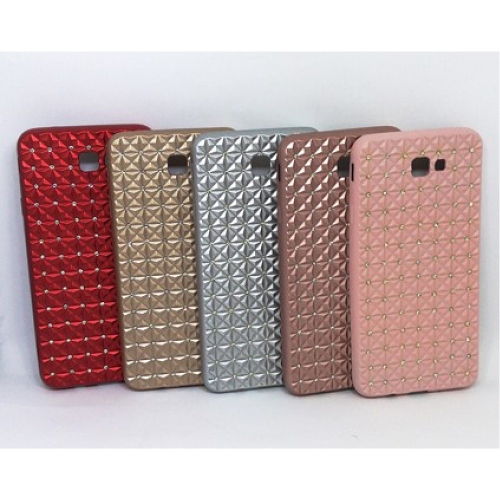 Case Color Strass Samsung Galaxy J7 Prime