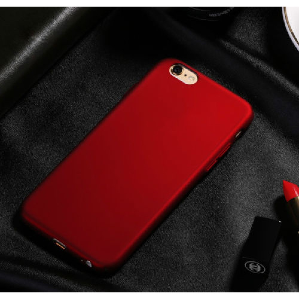 Case RED Iphone e Galaxy