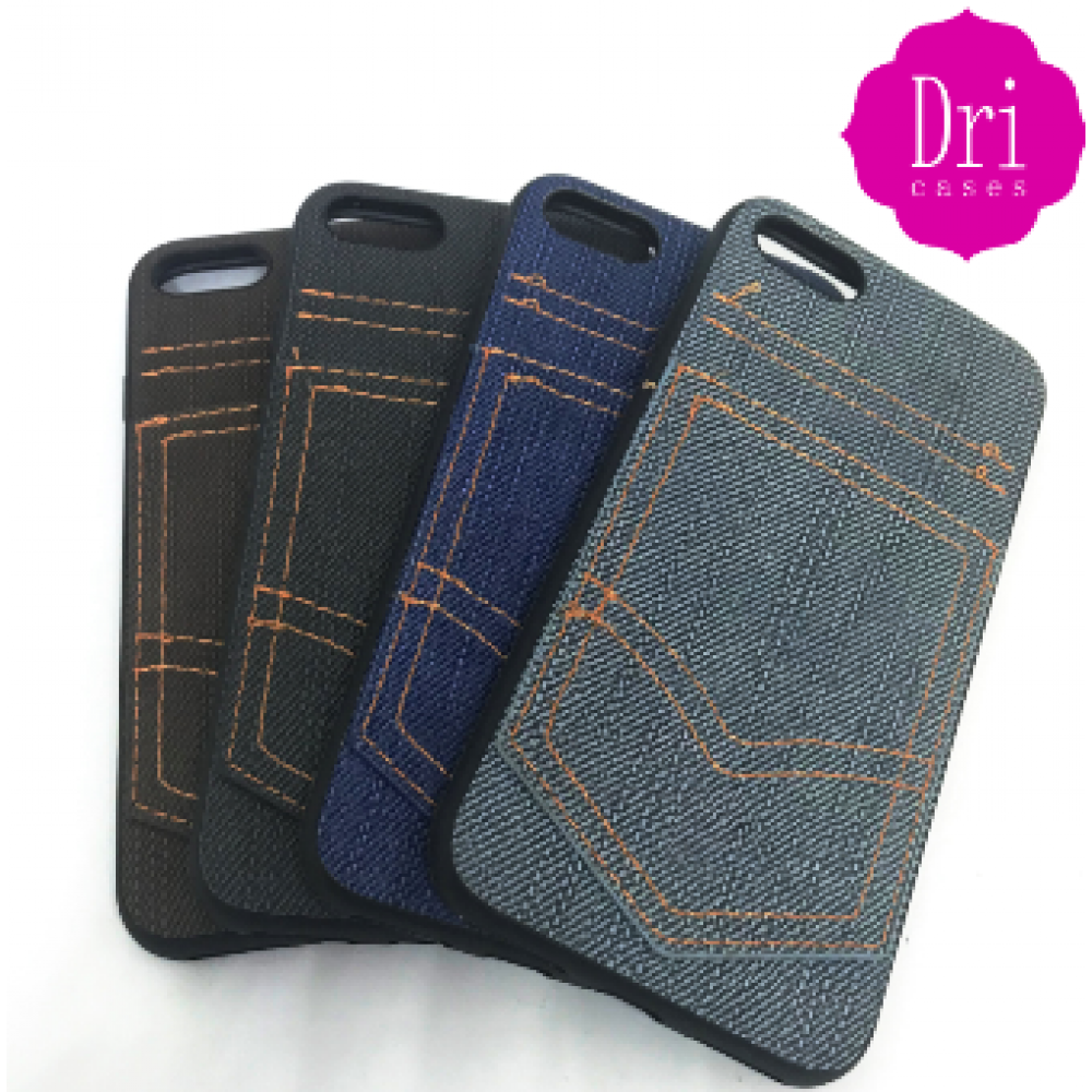 Case Bolso Jeans Iphone 7/8Plus