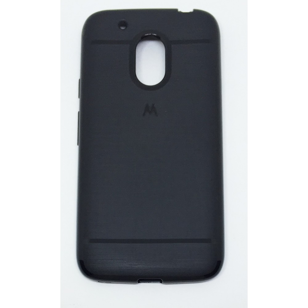 Case emborrachada MOTO G4 PLAY