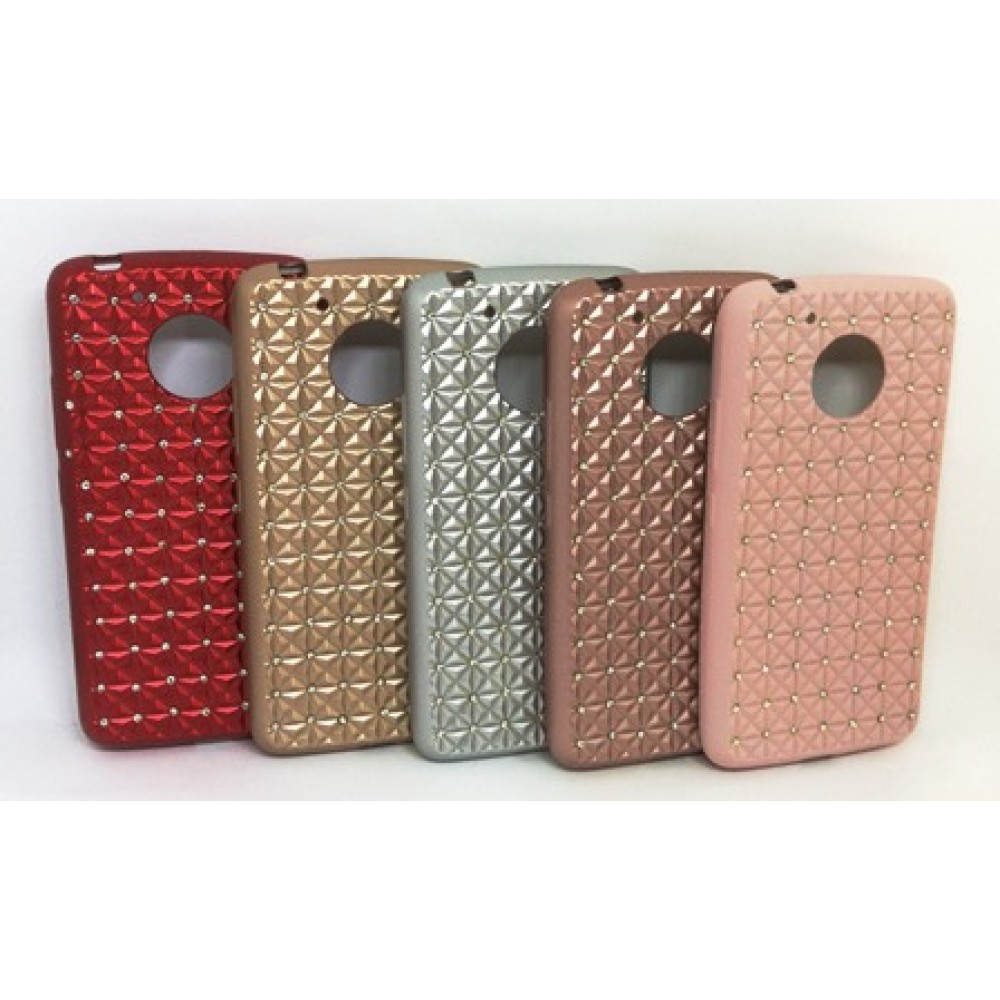 Case Color Strass Moto G5 S