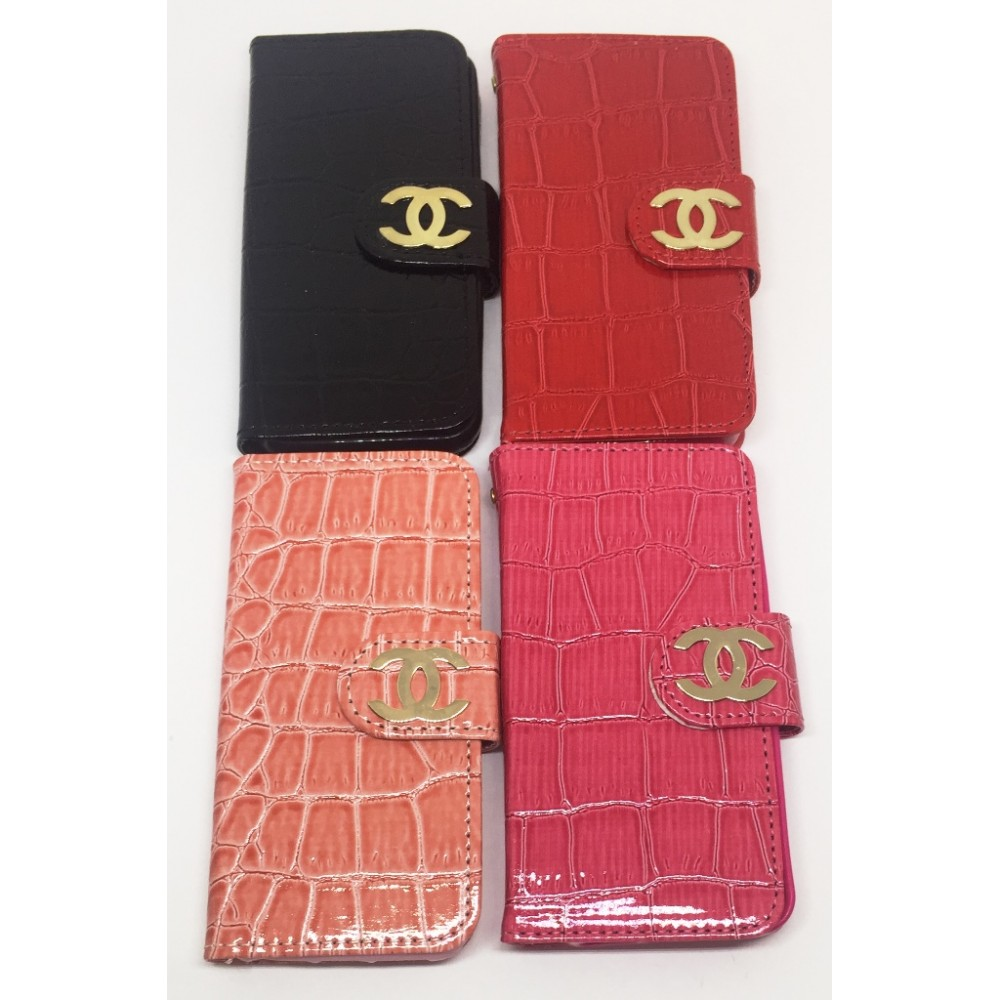 Case carteira CHANEL Iphone 5/5s/SE