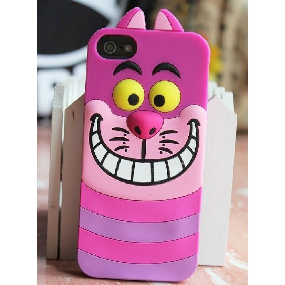 Case Cheshire Gato Alice